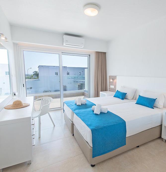 accommodation Agia Napa Cyprus - La Casa Di Napa