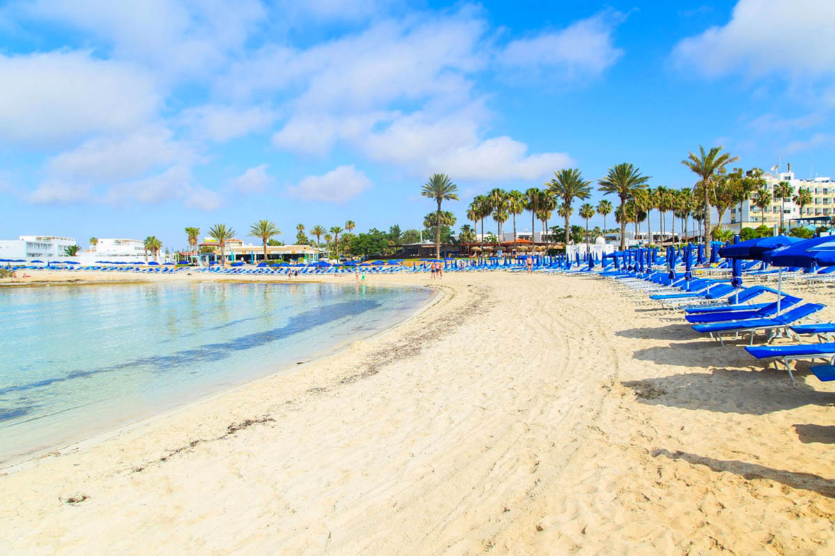 beaches in Agia Napa Cyprus - La Casa Di Napa